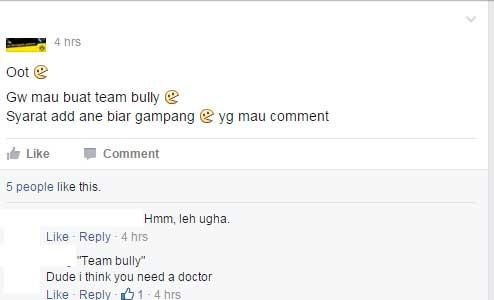 Di bully
