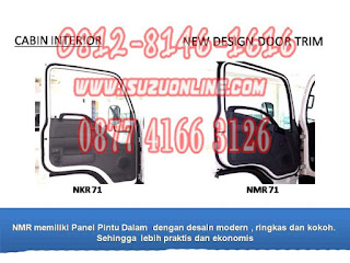 ISUZU NMR 71