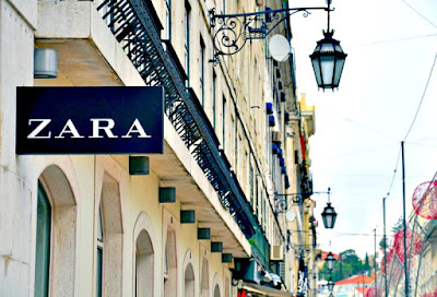 Stategy tips for shopping at Zara stores - Ioanna's Notebook