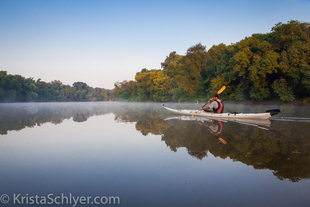 watersheds from anacostia river in washington dc to chesapeake bay essay