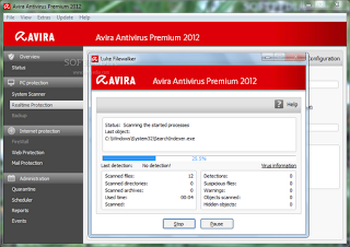 Avira Premium 2012 12.0.0.885 Full Version