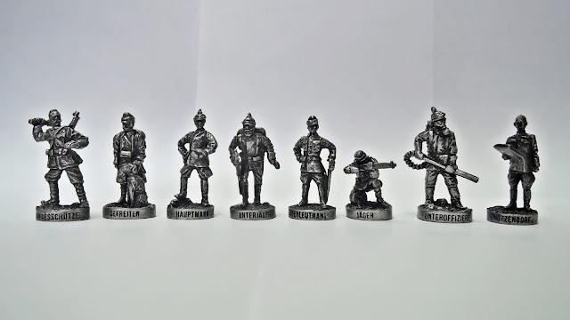 солдатики ландрин первая мировая война