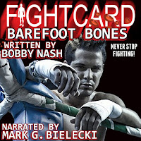 NEW! FIGHTCARD: BAREFOOT BONES