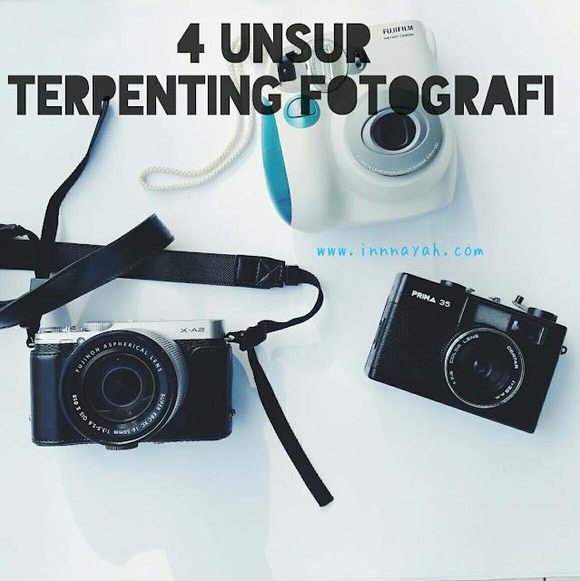 4 unsur fotografi, hal penting saat memotret, tips memotret, mobile fotografi, tips instagram