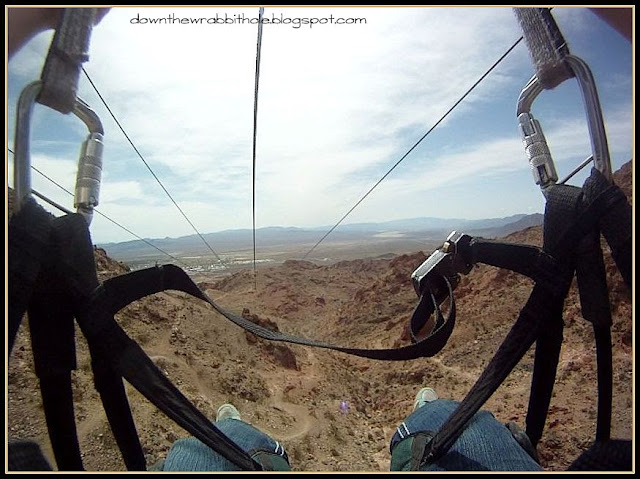 zipline Las Vegas, things to do in Las Vegas Nevada