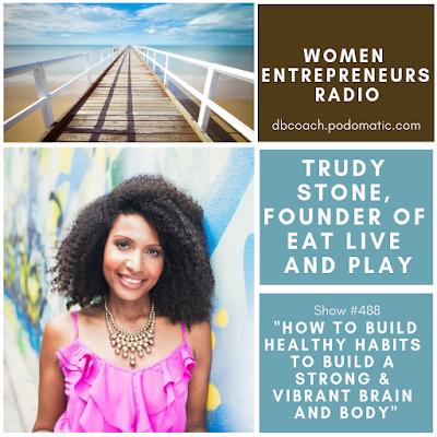 Trudy Stone on Women Entrepreneurs Radio