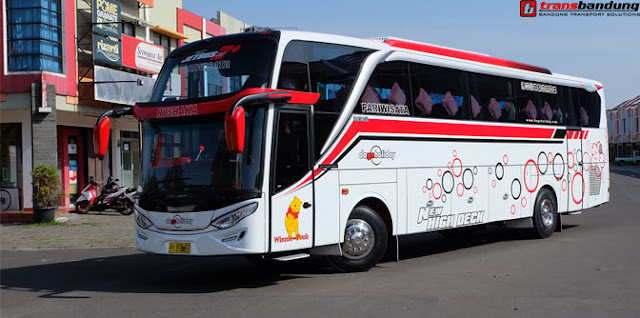 Sewa Bus Pariwisata Murah di Bandung 2017