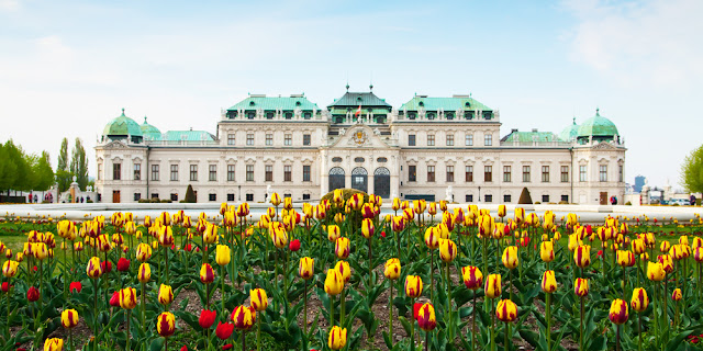 Primavera em Viena