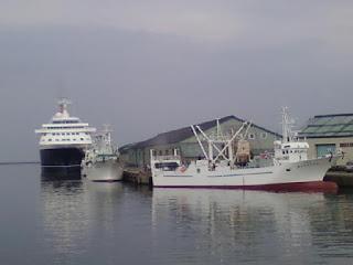 小樽港 (Otaru Port, Hokkaido)