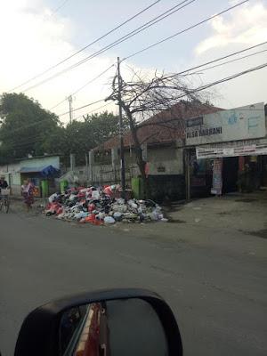 Sampah Karawang Meningkat Lima Persen Setiap Tahun