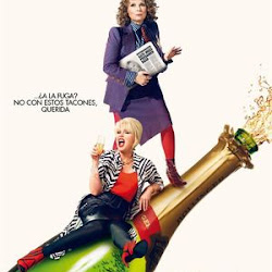 Poster Absolutely Fabulous: The Movie 2016