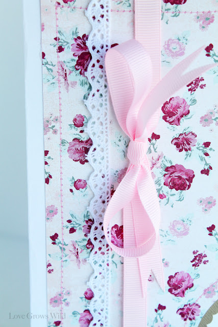 Mother's Day Card and the INFINITY X INFINITY Collection from Helzberg Diamonds www.LoveGrowsWild.com
