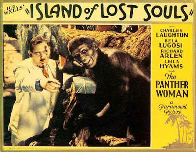 Island Of Lost Souls (1932) poster