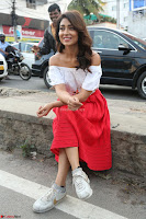 Shriya Saran looks super cute in off shoulder top and Red Skirt ~  Exclusive Celebrities Galleries 051.JPG