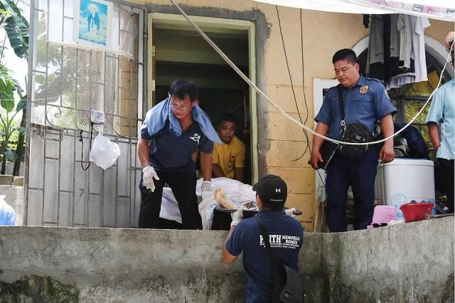 """""""Trip-trip lang"""": Suspect admits raping 2 Bulacan massacre victims while high on drugs"""
