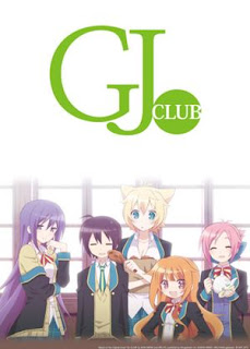 Anime Winter 2013 - GJ-bu
