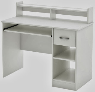 How To Buy White Computer Desk Online Small White