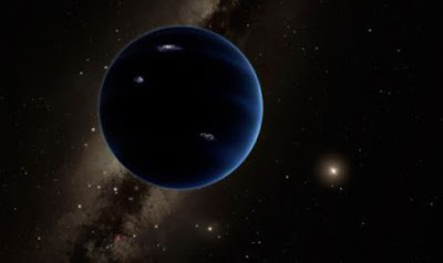 Astronomers find evidence of a real ninth planet