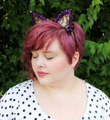model rambut pendek untuk wajah bulat dan rambut tipis pixie