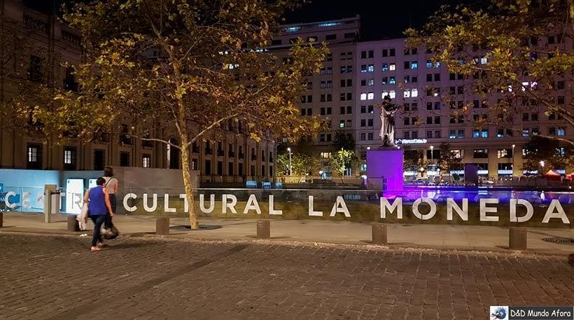 Centro Cultural La Moneda - o que fazer em Santiago