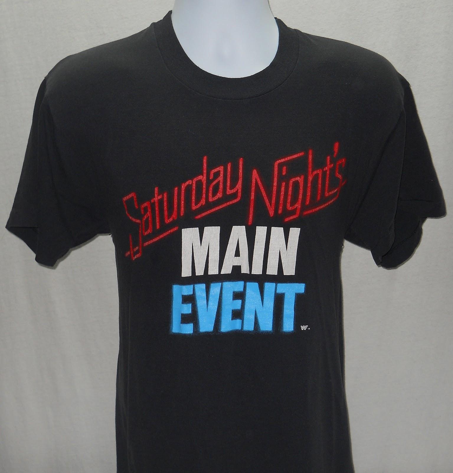 The Voodoo Vintage: 80's WWF Saturday Night's Main Event