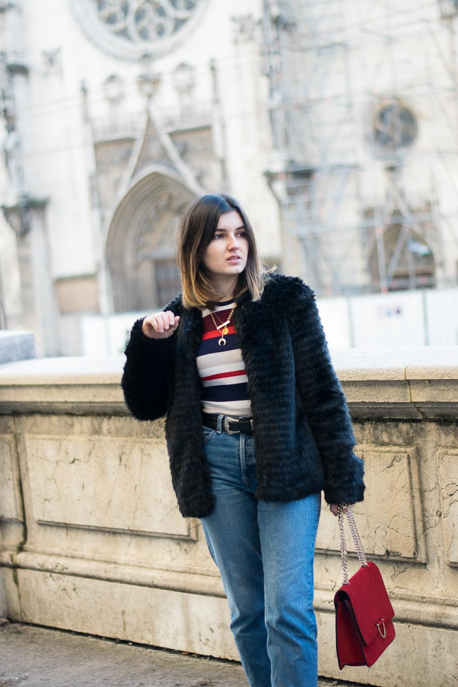 blog mode lifestyle lyon outfit tenue look winter hiver