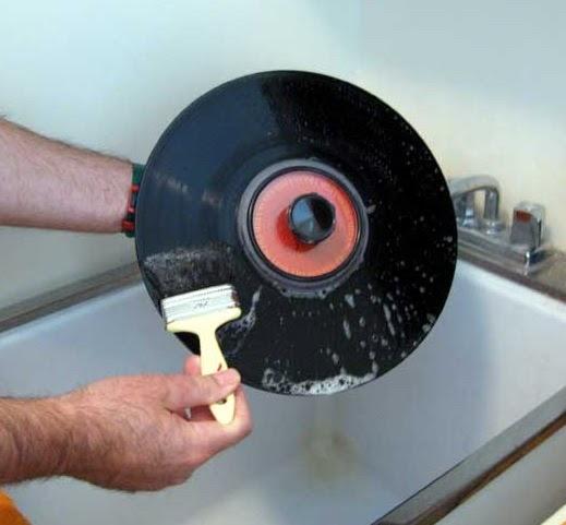 Freqazoidiac Audiophile Myths Part 1a Cleaning Records