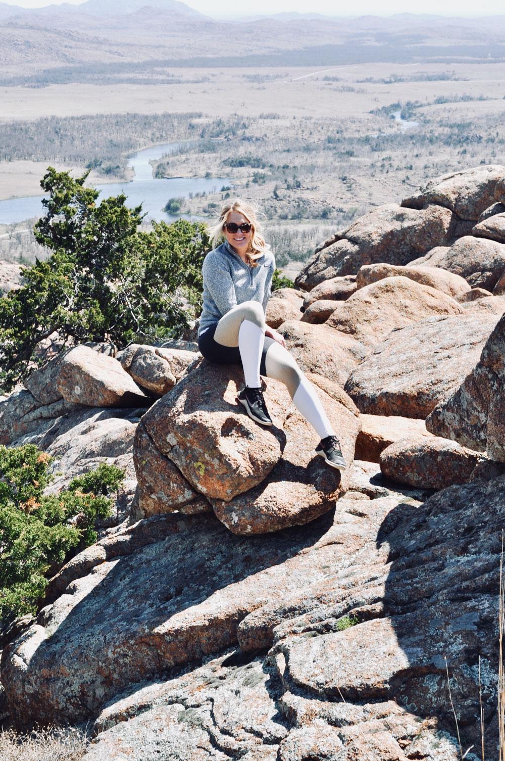 the top of elk mountain