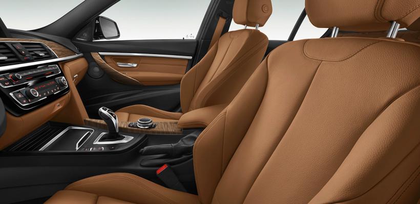 BMW 3 Series 2018 Interior