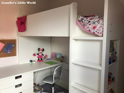 Ikea Stuva loft bed for a child review
