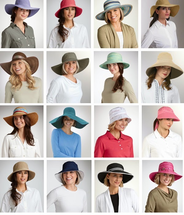 Fashionable Hats for Summer  e33f93c21