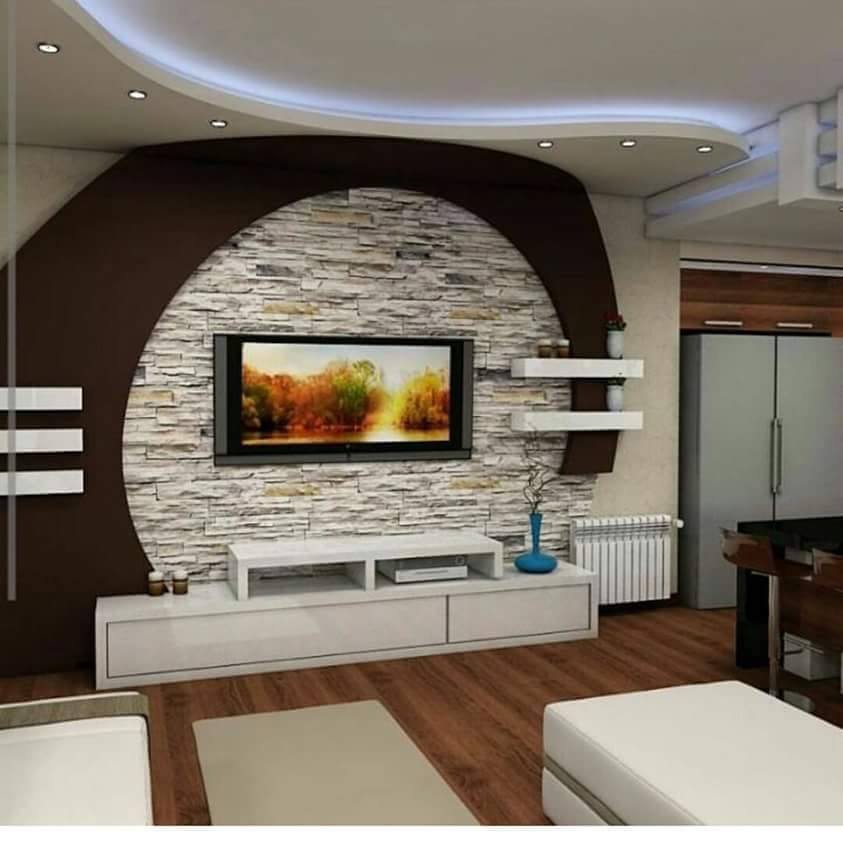 gypsum tv unit design kitchen and interior ideas rh uoaukouioi vinogradov store