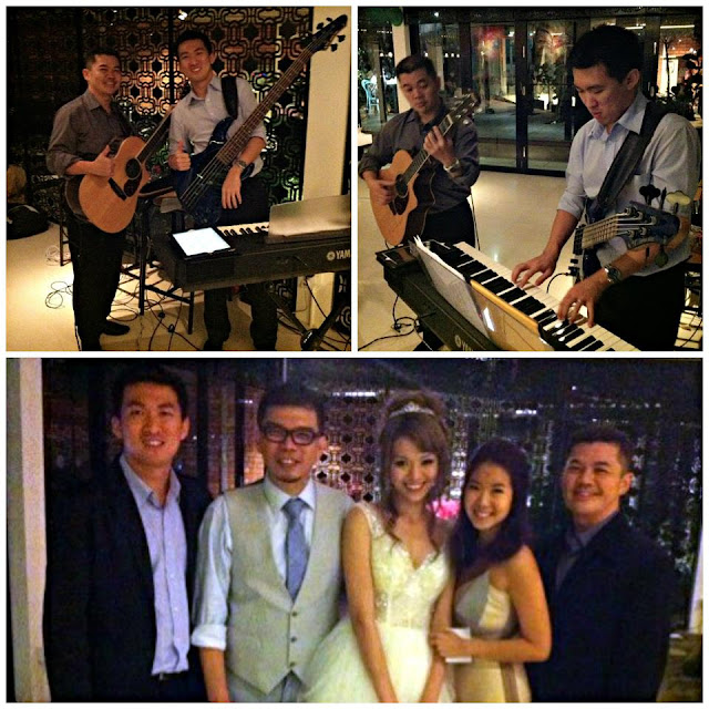 Josh And Qiuting's Wedding