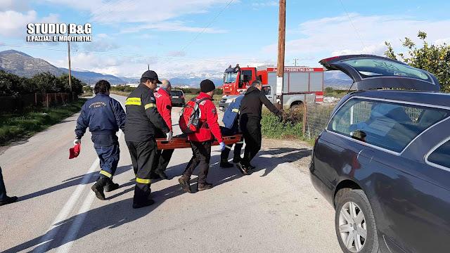 Δυστυχώς εντοπίσθηκε νεκρός ο 81χρονος που είχε εξαφανισθεί στο Άργος
