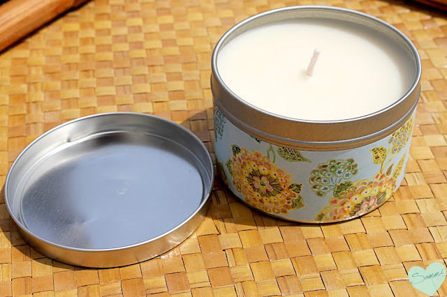 GREENLEAF | BELLA FREESIA CANDLE TIN