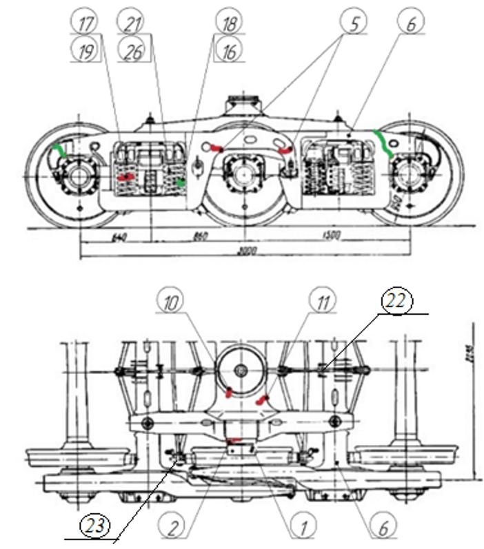 текущий ремонт транспортера железнодорожного