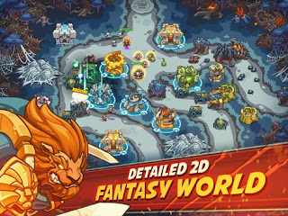 Empire Warriors TD Apk