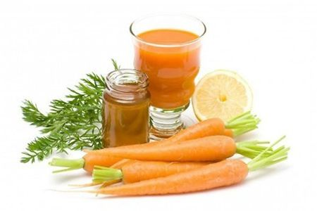 Công thức làm mặt nạ dưỡng da cho mùa hè từ cà rốt