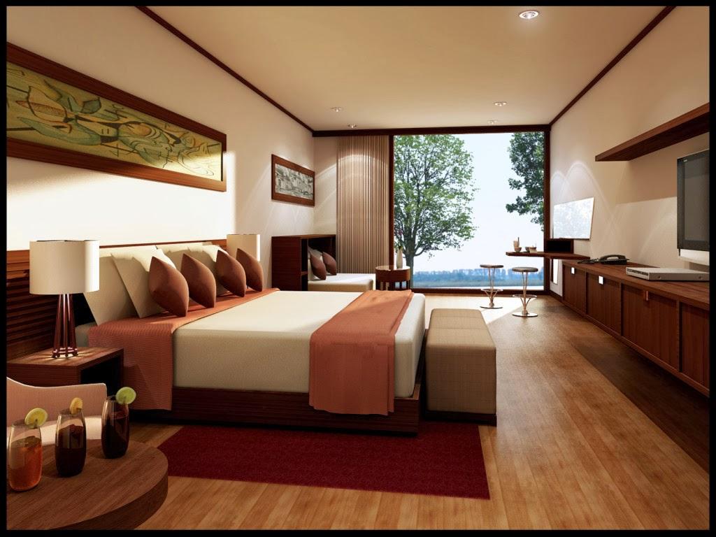 kamar tidur sederhana tapi mewah | interior rumah
