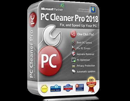 pc cleaner pro keys
