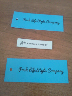 signature branding and merchandising, posh lifestyle company, fashion boutique, lifestyle company, online business