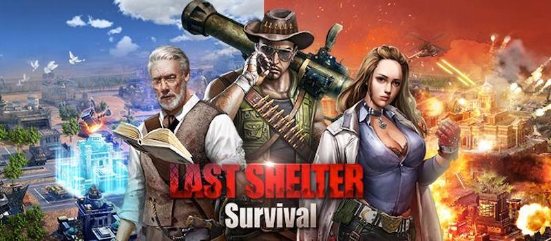 Last Shelter: Survival – APK MOD HACK – Dinheiro Infinito