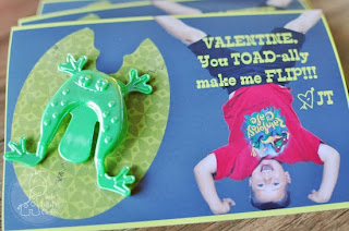 jumping frog valentines
