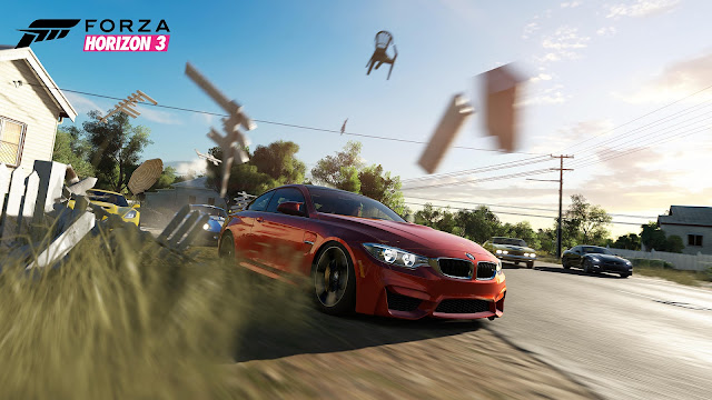 Ya disponible la demo de Forza Horizon 3 en ONE