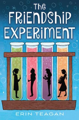 The Friendship Experiment by Erin Teagan - Aspiring scientist Maddie Little is having a terrible first year in middle school. Her grandfather whom she loved and admired past away, her best friend is going to a new private school (a school Maddie would love to go to), her older eighth grade sister is just that – an older sister, and she has a rare bleeding disorder that runs in her family. Fifth and sixth graders will love The Friendship Experiment.  They'll relate to Maddie's troubles and to how difficult life can seem at times, but they'll find hope within her family and friendships.  A great middle grades novel!