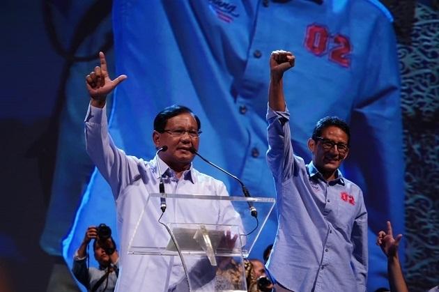 Perang Asimetris Gembosi Indonesia, Pengamat: Prabowo-Sandi Bisa Sudahi Ini