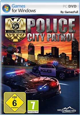 City Patrol Police PC Full Español