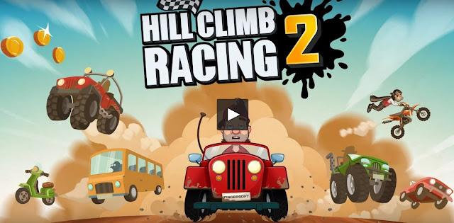 Hill Climb Racing 2 apk