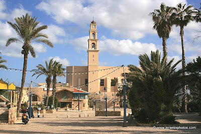 Jaffa - an ancient and beautiful city is located in the south of Tel-Aviv