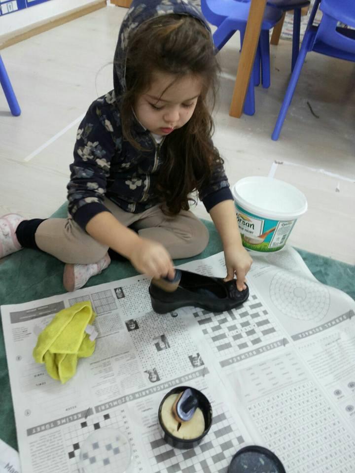 Ayakkabi Boyama Bem Okullari Blog